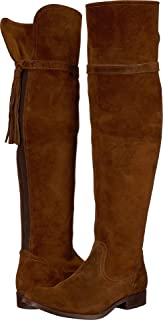 otk brown leather boots