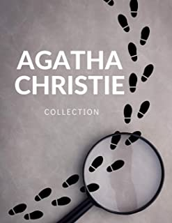 AGATHA CHRISTIE Collection: The Mysterious Affair at Styles, The Secret Adversary, The Murder on the Links, The Man in the...
