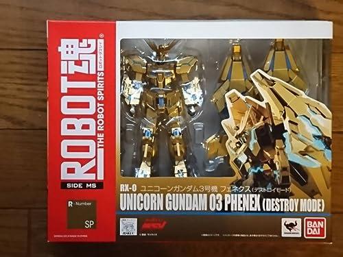 ROBOT SPIRITS   Gundam Unicorn Einheit 3  enekusu