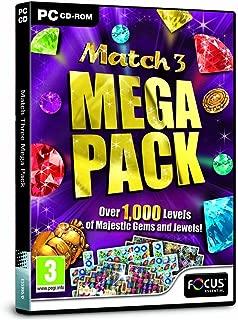 Match Three Mega Pack (PC DVD) (UK IMPORT)