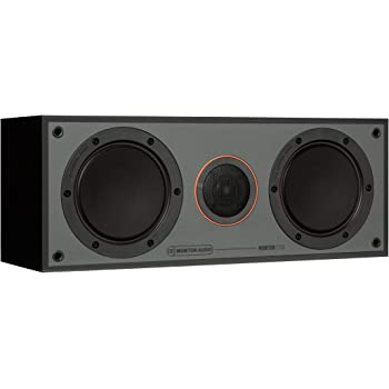 Monitor C150 Mittelkanal Lautsprecher Schwarz Audio Hifi