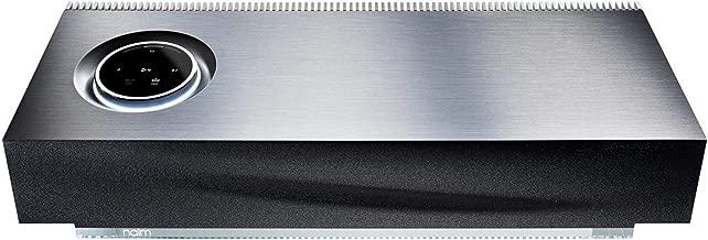 Naim Mu-so V1 450-Watt Wireless Reference Music System (Black/Silver)