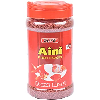 Taiyo Aini Fast Red Fish Food, 330gm(Free 33g -*Only For Limited Stocks)
