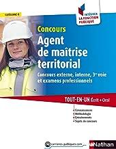 Agent de maîtrise territorial - Catégorie C - Intégrer la fonction publique - 2015 (CONCOURS ADMINISTRATIFS t. 54) (French Edition)