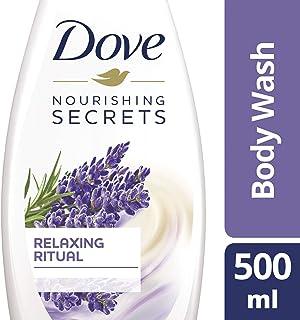 Dove Relaxing Ritual Body Wash Lavender, 500ml