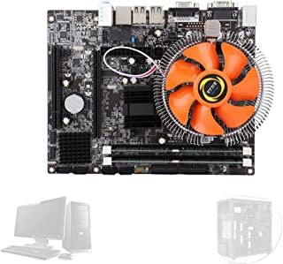 Kafuty Placa Madre de sobremesa DDR3 de 4 núcleos de reemplazo con CPU CPU Socket LGA 771 o 775 para Tarjeta de Red Intel G41 Integrated Chip GMA4500 Gráficos/Tarjeta de Sonido
