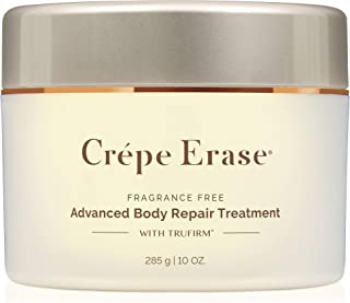 Crepe Erase Body Firm Advanced Body Repair Treatment with Trufirm Complex & 9 Super Hydrators, Full Size Fragrance Free 10...