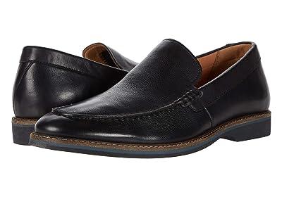Clarks Atticus Edge (Black Leather) Men