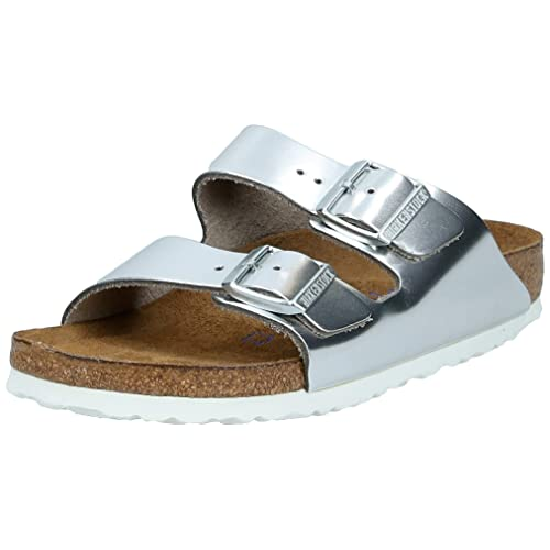 Amazing Savings on Birkenstock Arizona Silver Sandal