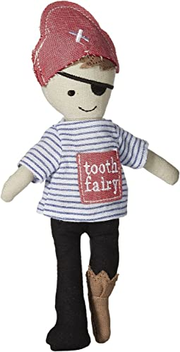 Mud Pie - Pirate Tooth Fairy Doll