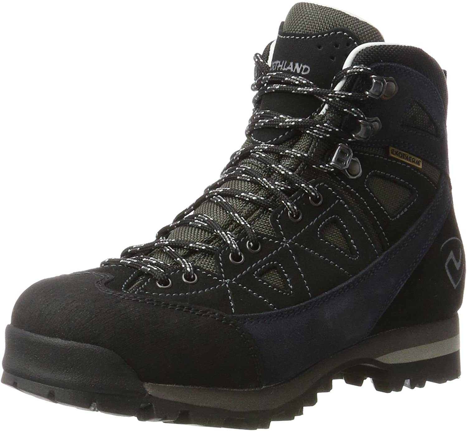 Northland Professional Unisex Adults' Wallis Hc Mountain Boot High Rise Hiking shoes