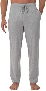Men's Extended Sizes Jersey Knit Sleep Pant