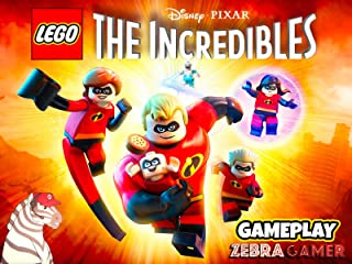 Clip: Lego The Incredibles Gameplay - Zebra Gamer