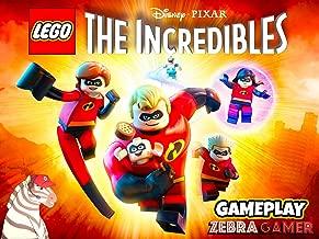 Clip: Lego The Incredibles Gameplay - Zebra Gamer