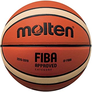 Molten GM7X Basketball (BGM7X) Composite Leather FIBA Approved Size 7 by