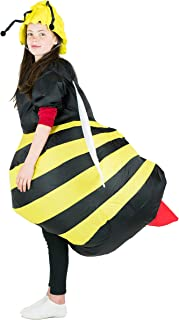 Kids Inflatable Bee Fancy Dress Costume