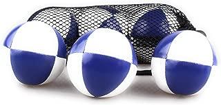 Set of 3 Juggling Balls 8 Panel 2.5