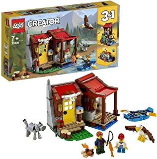 LEGO Creator Outback Cabin for age 7+ years old 31098