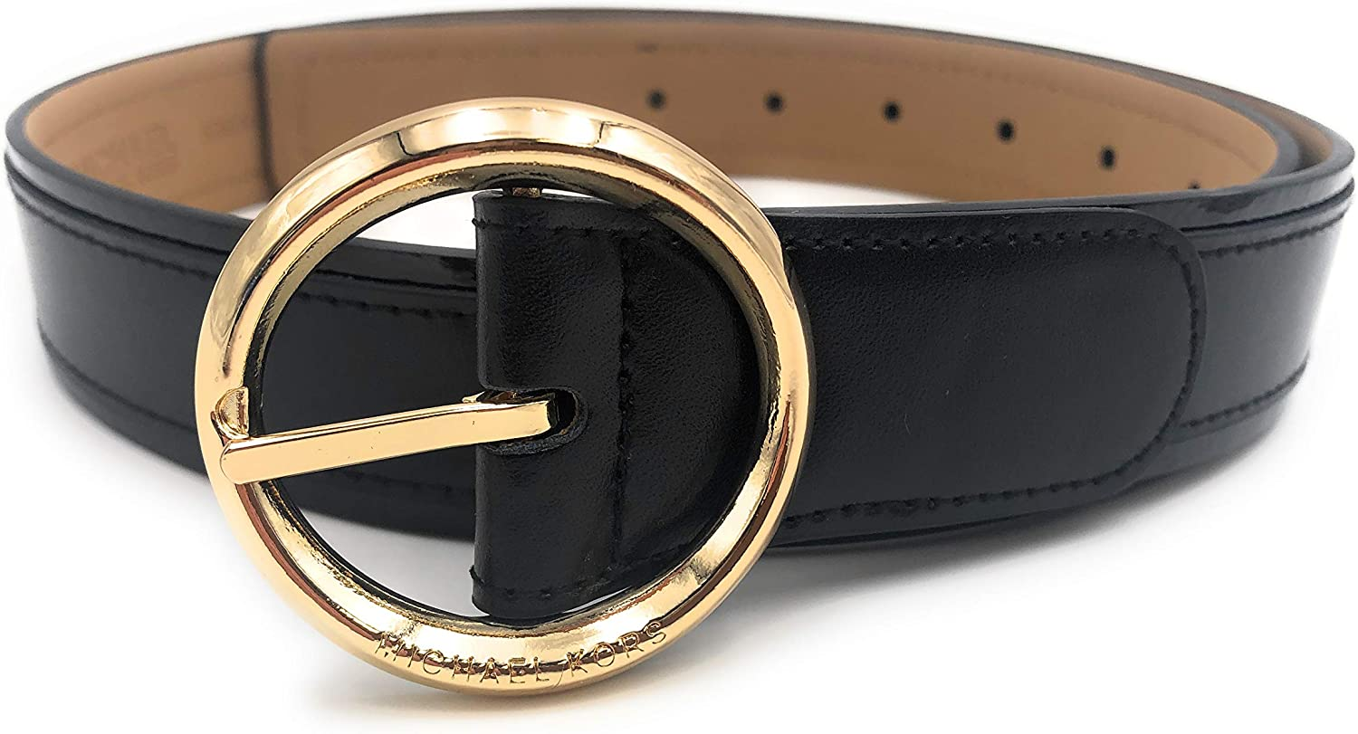 Miami Mall Michael Kors Belt I Women's Genuine S Size All items in the store Leather