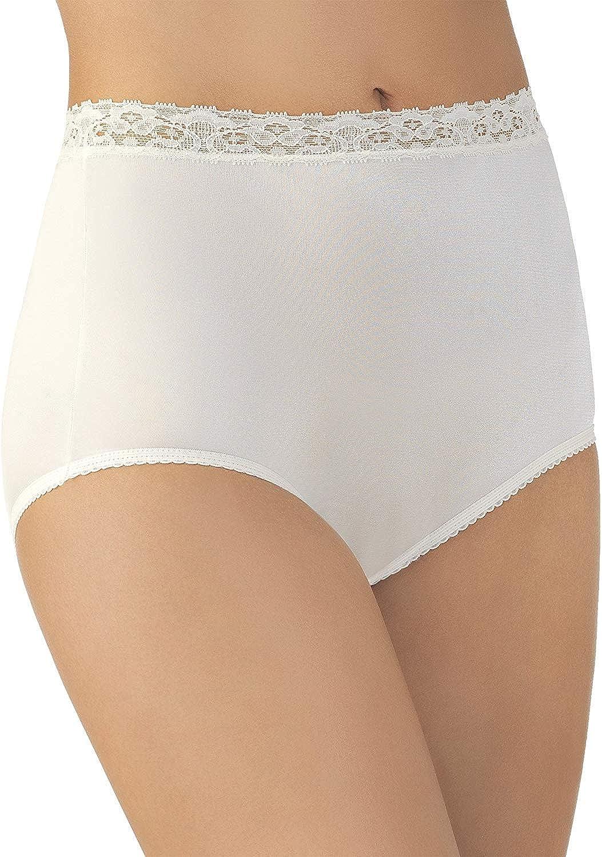 Vanity Fair Flattering Lace Brief Panty 13281 Vanity Fair Panties
