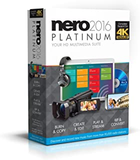 Nero 2016 Platinum [OLD VERSION]