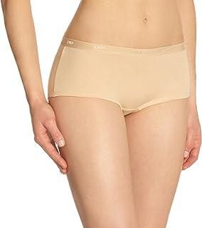DIM Women's 4H01-Pink (8EP) Boy Shorts