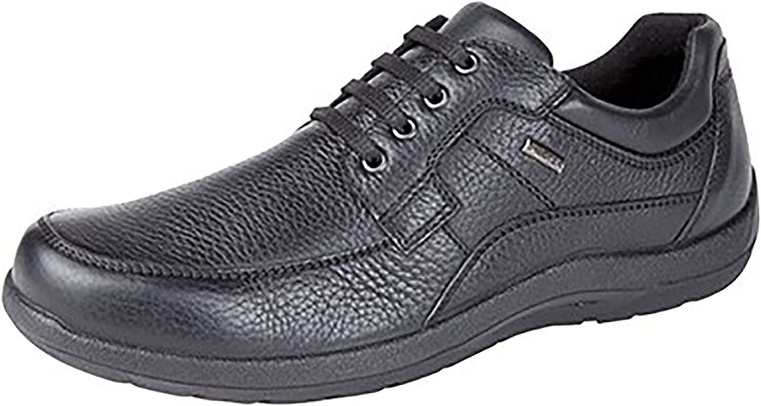 Imac Mens Waterproof Extra Wide Lace Up