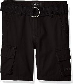 DKNY pantalón Corto de Rizo francés para niños