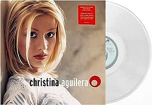 Christina Aguilera Exclusive Clear Color Vinyl