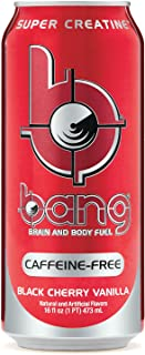 Vpx Bang Rtd, Cf-Black Cherry Vanilla, 12 Count