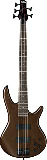 Ibanez 5 String Bass Guitar, Right, Walnut (GSR205BWNF)