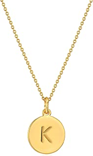 Kate Spade New York Womens Kate Spade Pendants K Pendant Necklace