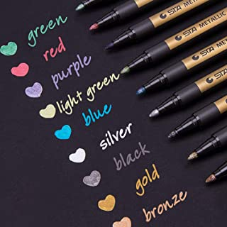 Best markers that write on black fabric Reviews