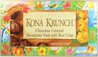 Hawaiian Sun Kona Krunch Macadamia Nuts
