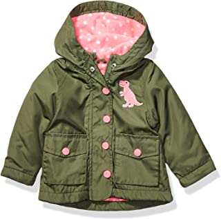 Carter`s Baby Girls Little Animal Midweight Jacket