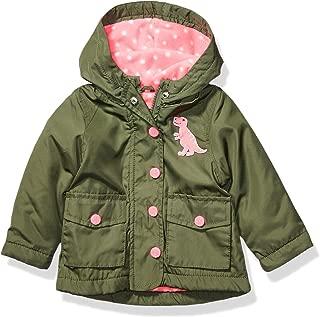 Carter's Baby Girls Little Animal Midweight Jacket