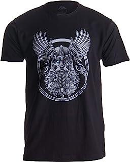 Odin | Norse Mythology God Valkyrie Valhalla Viking Raven Nordic Thor T-Shirt