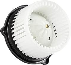 MYSMOT Heater Blower Motor w/Fan fit for 2000-2005 Toyota Echo / 1995-2004 Toyota Tacoma Front 87103-04030