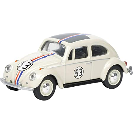 1 43 Cararama Vw Käfer Herbie 53 Spielzeug