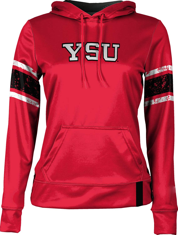 ProSphere Youngstown State University Girls' Pullover Hoodie, School Spirit Sweatshirt (End Zone)