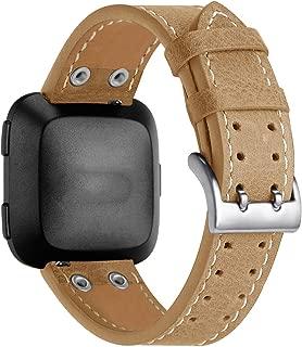 vimbhzlvigour Bracelet de Rechange en m/étal pour Fitbit Inspire//Inspire HR