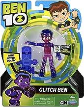 Ben 10 76129 Glitch Basic Figure, Multicolor
