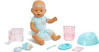Baby Born Interactive Baby with 9 Nurturing Ways- Green Eyes Toy