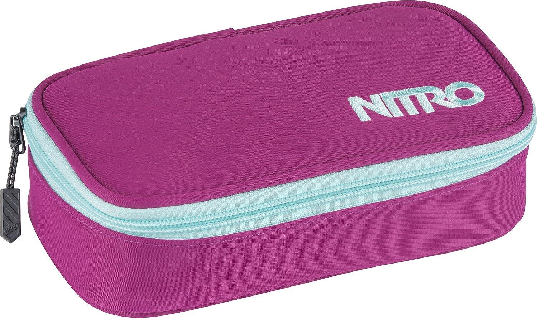 Nitro Snowboards 2018 Pencil Cases, 21 cm, Pink (Grateful Rosa)