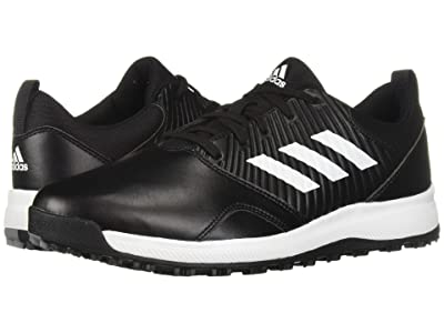 adidas Golf CP Traxion SL (Core Black/Footwear White/Silver Metallic) Men