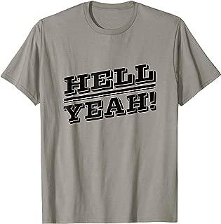 Hell Yeah, HYFY Tshirt, Modern Rock Graphic Design