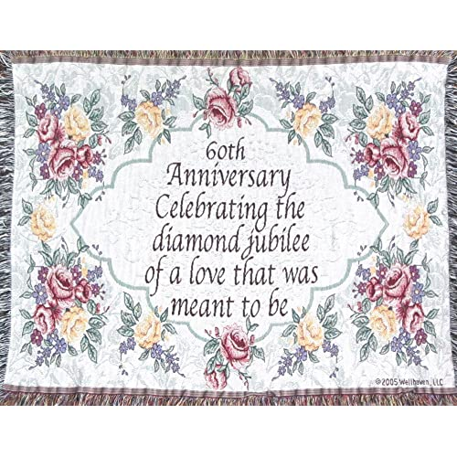 60th Anniversary Gifts And Decor Amazon Com