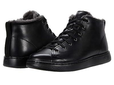 UGG Pismo Sneaker High Cozy (Black TNL) Men