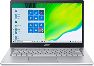 "Acer Aspire 5 Intel Core i5 11th Generation 14"" - (8 GB/512 GB SSD/Windows 10 Home/Intel Iris Xe Graphics /MS Office/1.45K..."