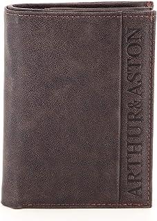 9c86ba18ee Arthur et Aston - Portefeuille homme en cuir (1438-800) taille 12 cm